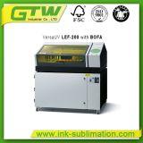 印刷のためのデジタルインクジェットロランドVersauv Lef-200の紫外線プリンター
