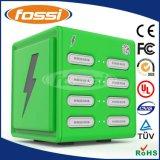 携帯電話の太陽Powerbankの自動販売機/Powerbankの貸出記録装置