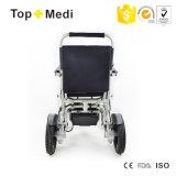 セリウム007cの障害がある電動車椅子を折る中国のリハビリテーション療法の供給