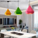 Casa moderna de la luz de lámpara de araña de luces colgantes para decorar