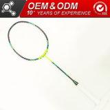 sportieve Goederen van de Koolstof van de Racket van het Badminton van de Vorm van 675mm de Vierkante HoofdISO
