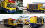 [جبك] [4إكس2] عمليّة بيع حارّ باردة شراب وجبة خفيفة شاحنة 4 أطنان متحرّك طعام عربة