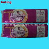 Haute qualité coton organique jetable des serviettes hygiéniques en pur coton tampon sanitaire