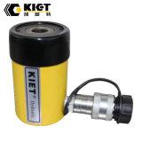 Cylindre hydraulique de vente chaud de plongeur creux à simple effet