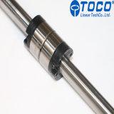 CNC подвергая вал механической обработке сплайна шарика нержавеющей стали Customzied с Dia 10mm и длиной 300mm