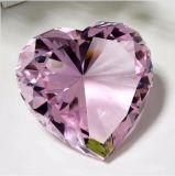 Розовый Кварц Crystal Diamond на день рождения и свадебный подарок партии сувенирный магазин подарков