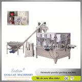 De automatische Bloem van de Maïs, Machine van de Verpakking van het Poeder van de Melk de Roterende