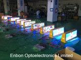 3G、WLAN、USB、GPSのP5タクシーの屋根のLED表示/屋外LEDビデオスクリーン960mmx320mm