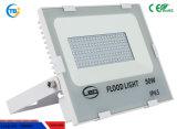 Bom preço de fábrica de iluminação LED fino preto/branco de 50W/100W/150W LED Holofote IP67