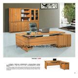 Tableau exécutif en bois Yf-G2901 de bureau de bureau d'ordinateur de meubles modernes