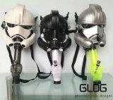 Mascherina del tubo di fumo del silicone di Gldg e del gas di fumo