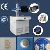 Máquina da marcação do laser do CO2 da boa qualidade 30W para o metalóide