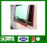 Janelas de alumínio residenciais e janelas com vidro de Debulhar