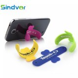 Mini supporto universale del telefono mobile del silicone di U per il iPhone 8/X