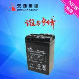batterie exempte d'entretien d'UPS de vente chaude de 3FM4.5 (6V4.5AH) Dongjin