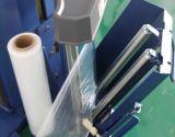 Involucro automatico della pellicola con il taglio automatico della pellicola