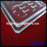 Laser di processo di resistenza termica ulteriore che scanala i dischi di vetro di quarzo fuso