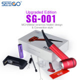 De elegante Seego het Roken van SG -001 Verkoop van de Pijpen van de Damp van de Verstuivers van de Pen