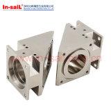 鋼鉄取り付け穴マルチ選択可能なCNCの機械化の角度版
