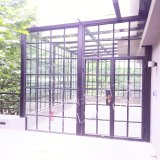 Верхние двери нержавеющей стали сбывания сделанные в Шанхай