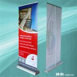 Стандартный алюминиевый рулон баннер стойки стабилизатора поперечной устойчивости - подставка для дисплея