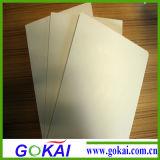 0,3 мм удалите пластиковый лист из ПВХ