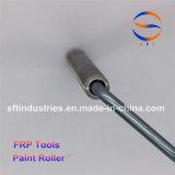 150mmの長さのアルミニウム直径のローラーのペンキローラーFRPのツール
