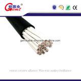 Isolés de PVC de haute qualité multi-coeurs câble câble de commande de câble électrique en cuivre avec tous les certificats