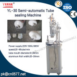 El tubo de semi-automático máquina de sellado para cosméticos (YL-30)