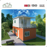 China Supplier Q235B Steel Prefab House with ISO Certification