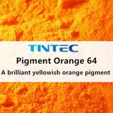 صبغ برتقاليّ 64 لأنّ طلية لأنّ كثير بوليمرات وطعام إتصال