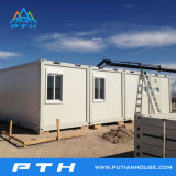 Modulare 20 Füße vorfabrizierte Behälter-Haus-für Schlafsaal, einzelne Abteilung