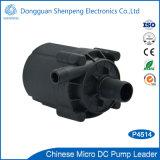 C.C 12V sans frottoir circule en voiture la pompe avec l'écoulement d'eau 500L/H