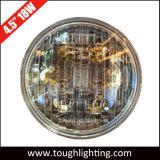 가장 새로운 4.5 인치 18W PAR36 LED 트랙터 헤드라이트