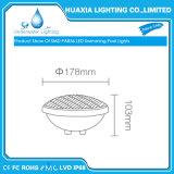 Indicatore luminoso subacqueo a distanza della piscina di 35W 12V PAR56 LED