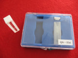 ふたが付いている標準マイクロ水晶セル水晶キュヴェット