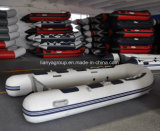 Liya 2-6.5m Китай надувной резиновой лодки складные надувные лодки