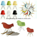 Manufacturer Price plastic Replica cafe Chair