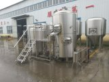 Производственное оборудование пива, производственная линия пива, пиво изготовляя оборудование