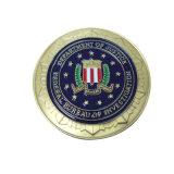 Custom 3D-Soft эмаль металла с маркировкой сувенирные монеты