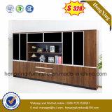 Настраиваемые конторской мебели 2.4m меламина книжном шкафу шкаф (HX-4FL084)