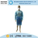 Pp.-nichtgewebte medizinische Lokalisierungs-Wegwerfkleider für Krankenhaus