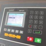 листогибочный пресс электрогидравлического клапана стальной платы 50t 2500 мм