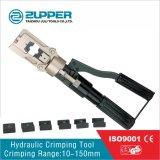 Gerbeur hydraulique d'outil à sertir pour la gamme sertissante 10-150mm2