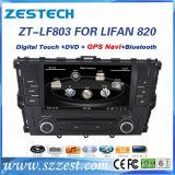 Dernière 6.0 WINCE 8 pouce 2 DIN Voiture Lecteur DVD pour Lifan 820