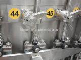 Empaquetadora automática llena del embotellamiento de agua carbónica de la botella del animal doméstico
