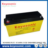 5 año de garantía de la batería 2V 1500Ah batería solar la energía solar baterías secas