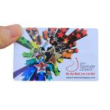 PVC Smart Card d'IDENTIFICATION RF sans contact de 13.56MHz ISO15693 Icode Sli 1K/2K