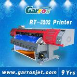 Impresora solvente los 3.2m ancha industrial de Eco del software del rasgón de Maintop de la alta precisión con la pista Dx5