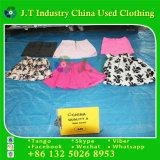 インポートはAustriliaのために等級の品質の衣服の小型スカートによって使用された衣類を使用した